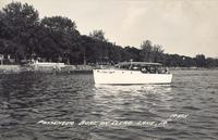 Passenger boat, Clear Lake, Iowa