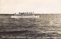 Princess excursion boat, Clear Lake, Iowa