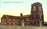 Congregational Church, Charles City, Iowa