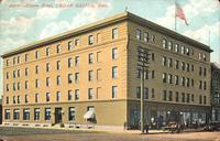 Allison Hotel, Cedar Rapids, Iowa