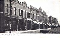 Main Street, Belle Plaine, Iowa