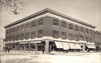 Heryford Brothers Building, Belle Plaine, Iowa