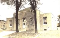 Post office, Audubon, Iowa