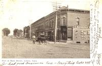 Part of Main Street, Ackley, Iowa