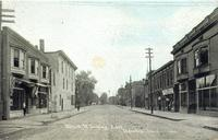 Main Street looking East, Newton, Iowa