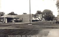 Washington Avenue, Monroe, Iowa