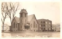 Baptist Church, Grinnell, Iowa