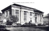 Carnegie Library, Grinnell College, Grinnell, Iowa