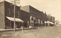 Main Street, Garwin, Iowa