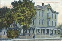 Mason House and mineral springs, Colfax, Iowa