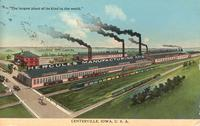 Hercules Manufacturing Company, Centerville, Iowa
