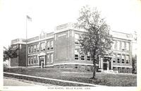 High school, Belle Plaine, Iowa