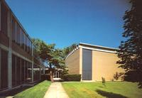 Fine Arts Center, Roberts Theater, Grinnell College, Grinnell, Iowa