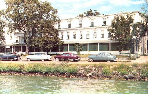 Lake S Hotel Clear Iowa
