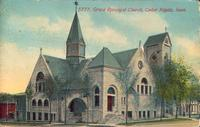 Grace Episcopal Church, Cedar Rapids, Iowa