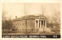 First United Pres[byterian Church], Grinnell, Iowa