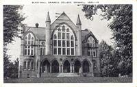 Blair Hall, Grinnell College, Grinnell, Iowa