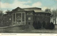 Men's gymnasium, Grinnell College, Grinnell, Iowa