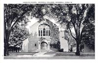 Herrick Chapel, Grinnell College, Grinnell, Iowa