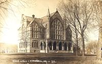 Blair Hall, [Grinnell College], Grinnell, Iowa