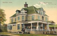Dr. Turner's Sanitarium [Rest Home], Colfax, Iowa