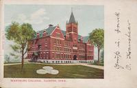 Wartburg College, Clinton, Iowa