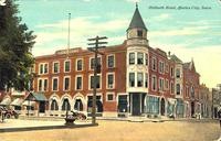 Hildreth Hotel, Charles City, Iowa