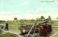 Wreck of the Automobile, Emmettsburg, Iowa
