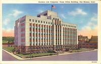 Bankers Life Company, home office building, Des Moines, Iowa