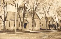 Congregational Church and Parsonage, Waverly, Iowa