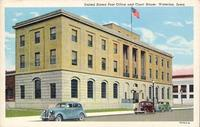 United States Post Office and Court House, Waterloo, Iowa