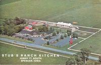 Stub's Ranch Kitchen, Spencer, Iowa