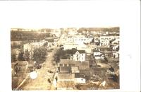 Birds Eye View, Riceville, Iowa