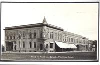 Bank of Paullina Block, Paullina, Iowa