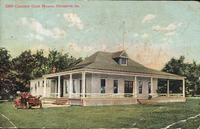 Country Club House, Ottumwa, Iowa