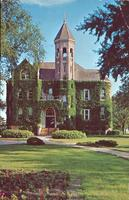Zwemer Hall, Northwestern College, Orange City, Iowa