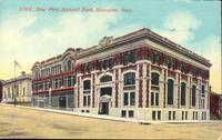 New First National Bank, Muscatine, Iowa