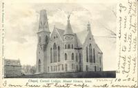 Chapel, Cornell College, Mount Vernon, Iowa