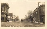 Clinton Street, Lowden, Iowa