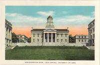 Administration Building (Old Capitol), University of Iowa, Iowa City, Iowa