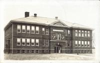 Public school, Dows, Iowa