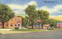 Cross Roads Motel, De Witt, Iowa