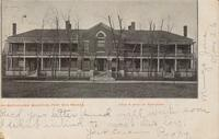 Batchelors Quarters, Fort Des Moines, Des Moines, Iowa