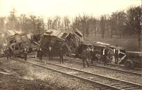 Chicago & North Western Train Wreck, April 23, 1908, De_Witt, Iowa