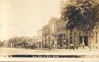 East side of Main Street, Danbury, Iowa
