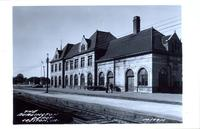 Burlington Depot, Creston, Iowa