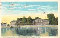 Council Bluffs Country Club, Lake Manawa, Council Bluffs, Iowa