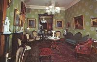 Historic General Dodge House, Back Parlor, Council Bluffs, Iowa