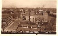 Birds Eye View East, Waterloo, Iowa