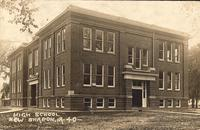 High School Building, New Sharon, Iowa